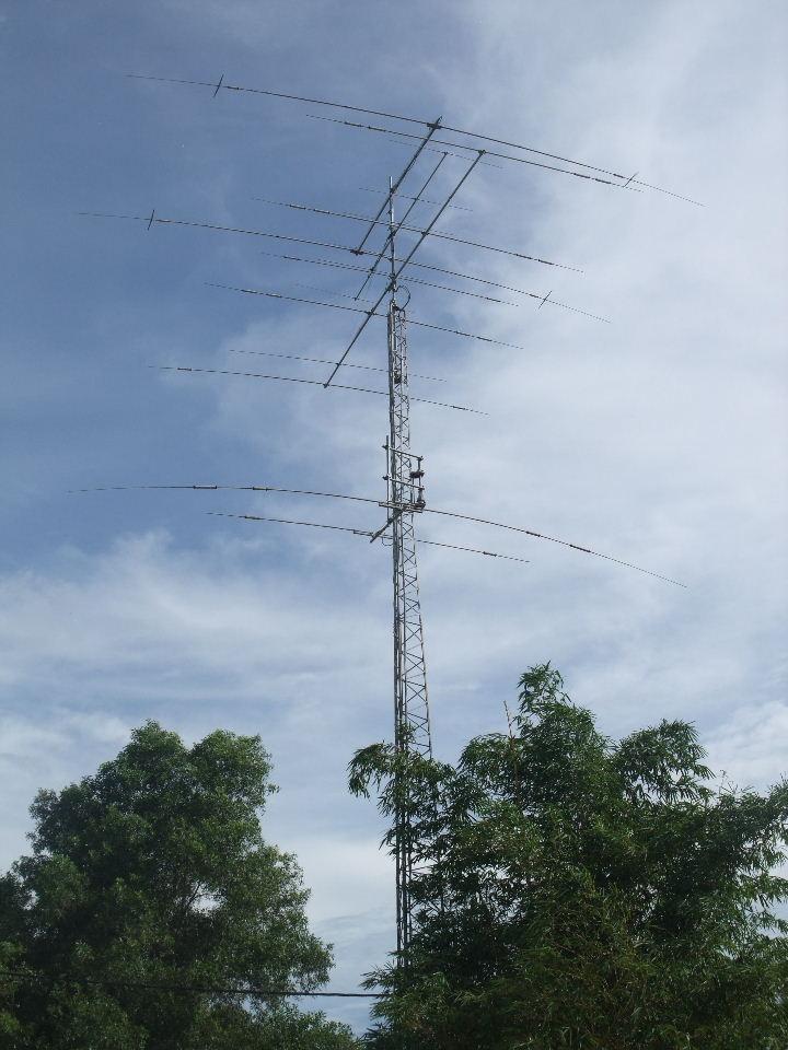 9M6NA Antenna Photo